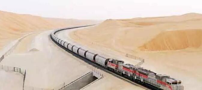 阿提哈德铁路确保环境保护