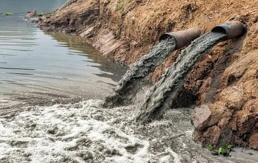 2018年有11000个设施非法向附近水域排放污染物
