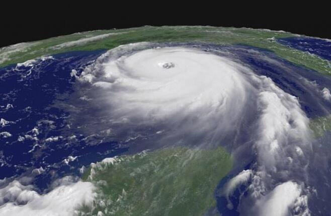 一项新研究量化了气旋对全球气候系统的影响