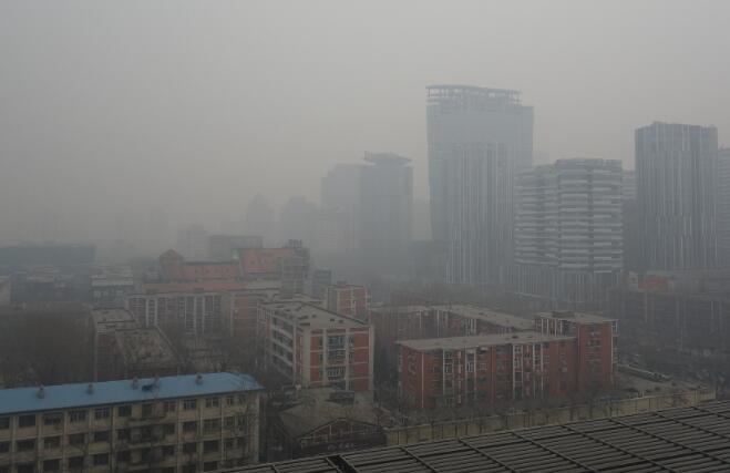 研究发现天气导致的大流行空气质量而不仅仅是封锁