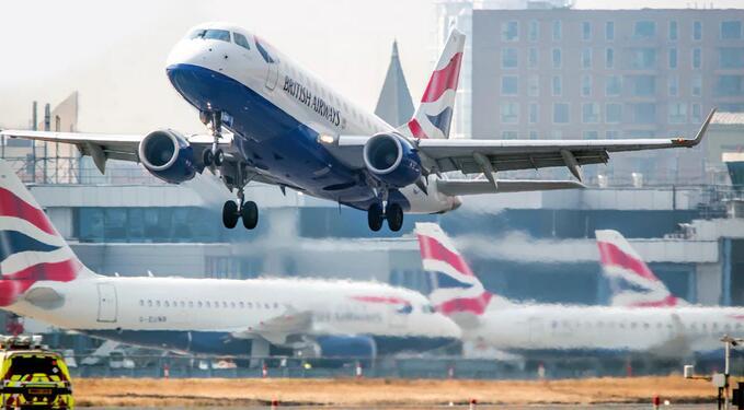 航空对减少气候变化的贡献可能很小