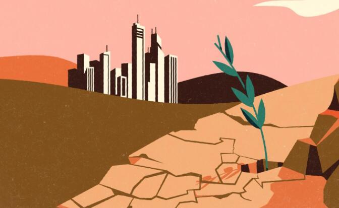 新的建模技术显示城市极端高温事件发生的可能性和频率更高