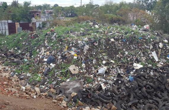 国家要求法院强制立即清理卡姆登的非法垃圾场