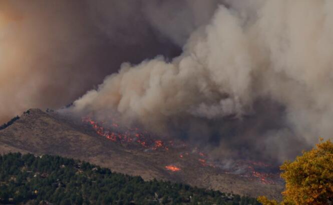 自然灾害威胁着美国57%的建筑