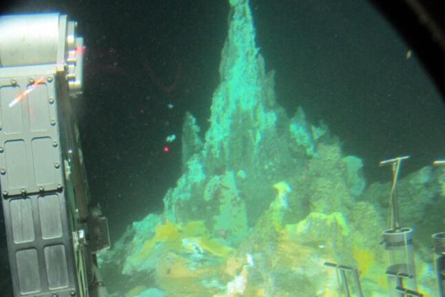 一些海底微生物可以吸收热量:这就是它们吃的东西