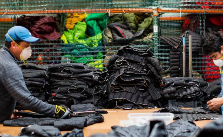 巴塔哥尼亚新系列中的每件物品都可以回收3-6件废弃的衣服