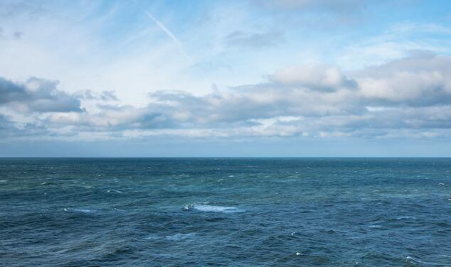 大西洋可能会从世界的另一端开始
