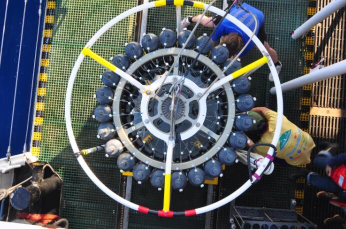 海洋关键养分的新模式