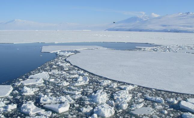 对海冰和气候变化的新见解