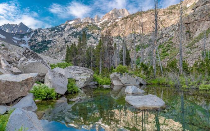 研究揭示了气候变化对内华达山脉的巨大影响