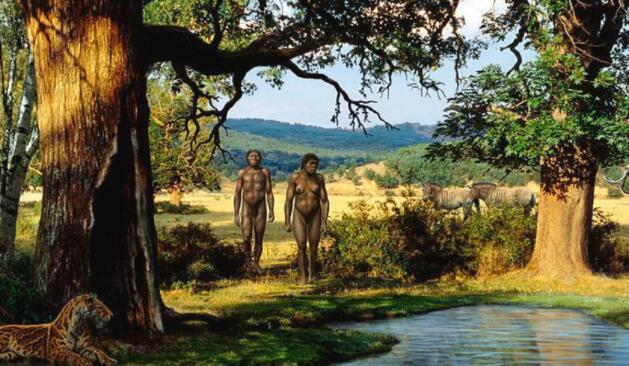 欧洲早期人类的环境条件
