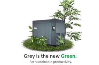 绿色生产和压缩空气系统