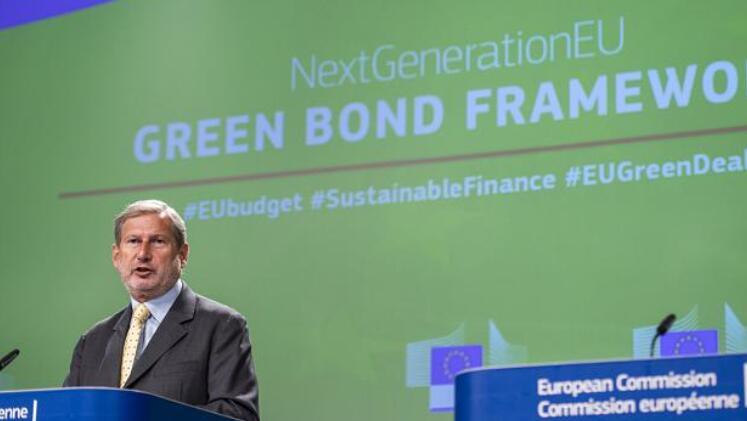 绿色债券 欧盟真的能成为全球最大的气候意识金融发行人吗
