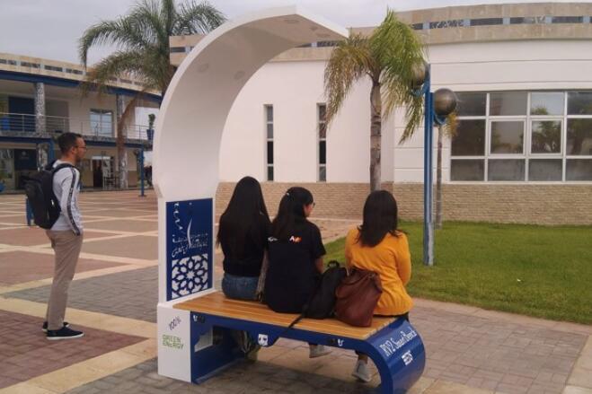 摩洛哥大学迈向智能校园的太阳能供电步骤