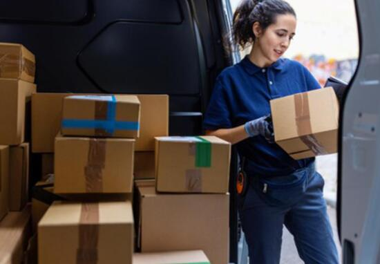 使您的送货业务更具可持续性的五种方法