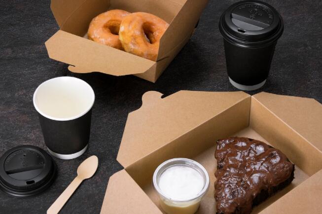 风筝在新的食品包装系列中倡导可持续纸制品