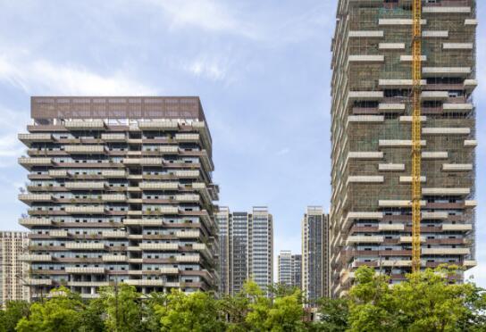 中国建筑师考虑可持续绿色项目以实现2060年净零目标