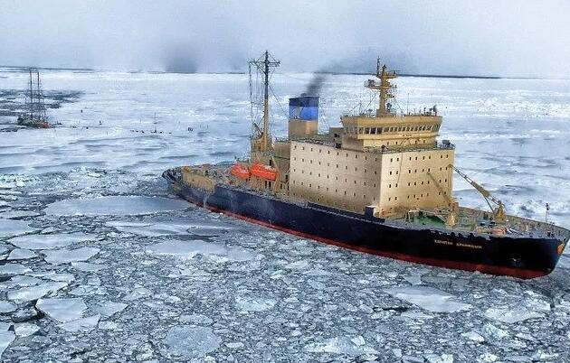 北极:全球变暖和政治升温——分析