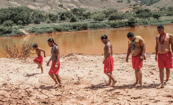 对于巴西受迫害的克雷纳克人来说 正义在半个世纪后到来