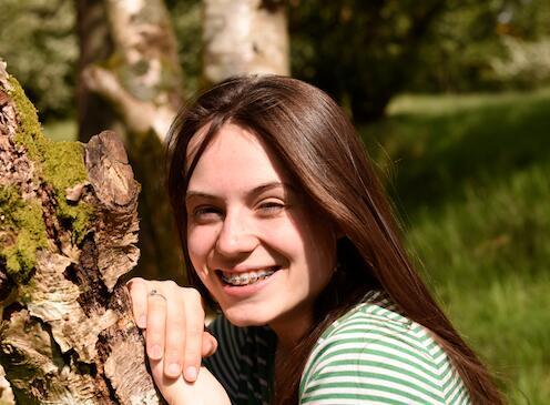 年轻的坎布里亚环境活动家因其工作而受到表彰
