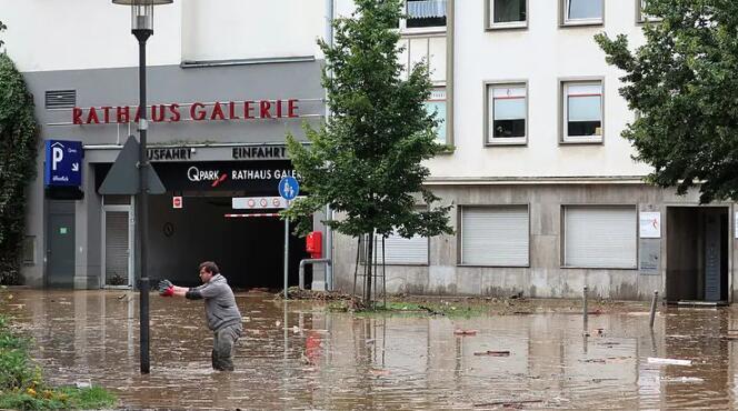 洪水如何成为灾难?