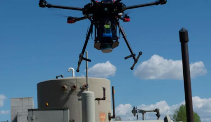 追踪天空中甲烷的更好方法