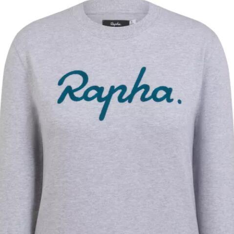 Rapha改用环保首选材料来重新推出Logo系列