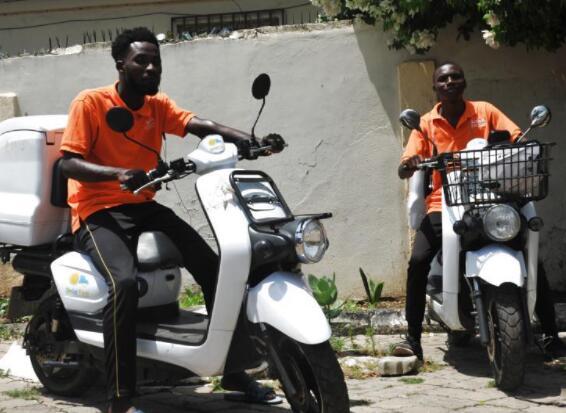 加纳初创公司推出中国制造的电动汽车以帮助减少碳排放
