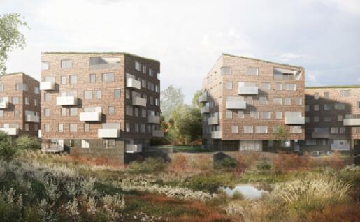 马森地产从马斯洛那里获得了1980万英镑的贷款 用于伦敦北部的环保住宅计划